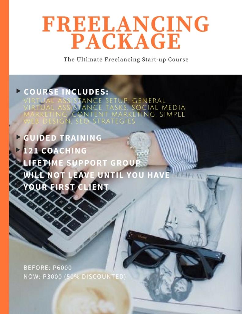 Freelancing Package